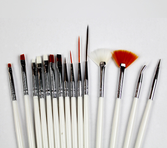 Nail Brush, Nail Art, Nail Brush Set, Nail Art Brushes