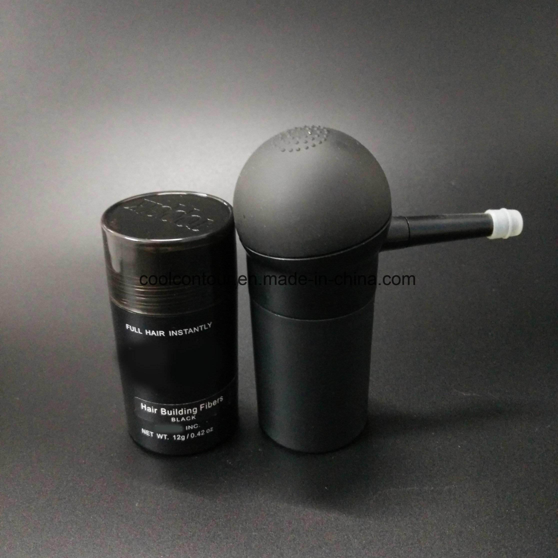 Factory Price High Quality Keratin Hair Building Fibers Powder Spray