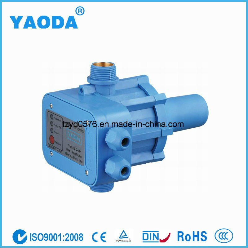 Electronic / Automatic Pressure Controller