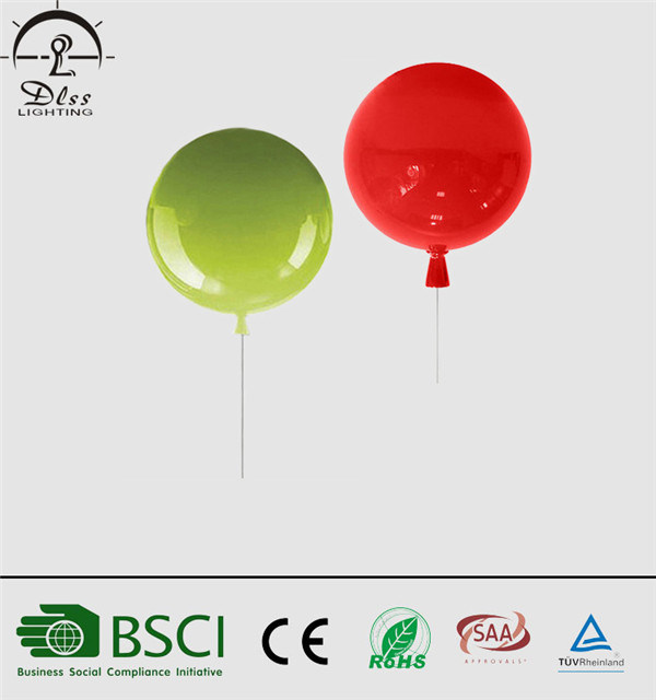 Italy New Design Balloon Ceiling Lamp for Christmas