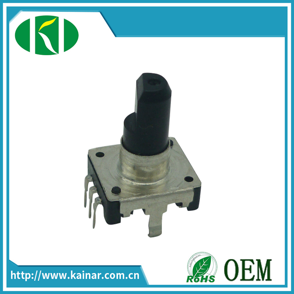 E12-1A 360 Degrees Rotary Encoder 3 Pins Without Switch