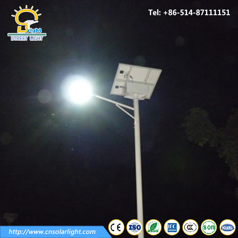 Ce RoHS Soncap Certified 60W LED Lighting with Solar