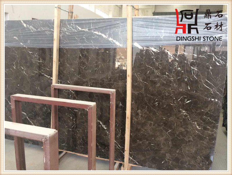 China Emperador Dark Cheap Price Marble Slabs