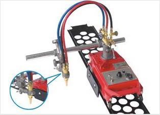 Cg1-30b Gas Cutting Machine with 1.8m Hole Rail