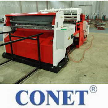 Factory Supply Conet 1.8-5mm Low Carbon Steel Wire Mesh Welding Machine with CE Certificate From China