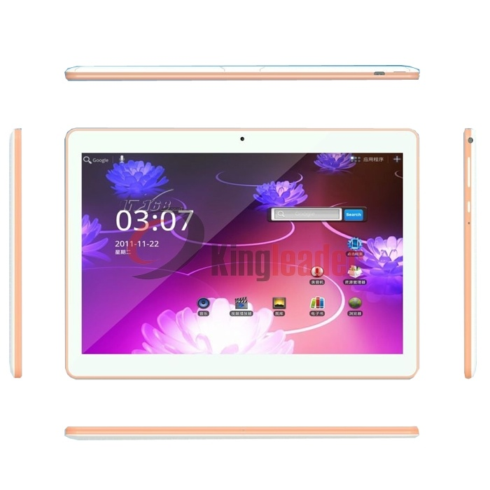 "10.1""3G Android5.1 Quad-Core Calling Phone Tablet PC with Ce and RoHS (K107-3G)"
