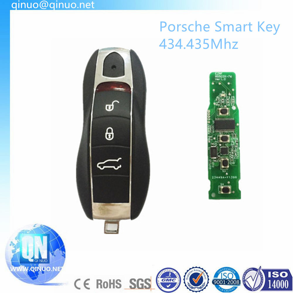 Smart Key (PCB only) with 434.425MHz