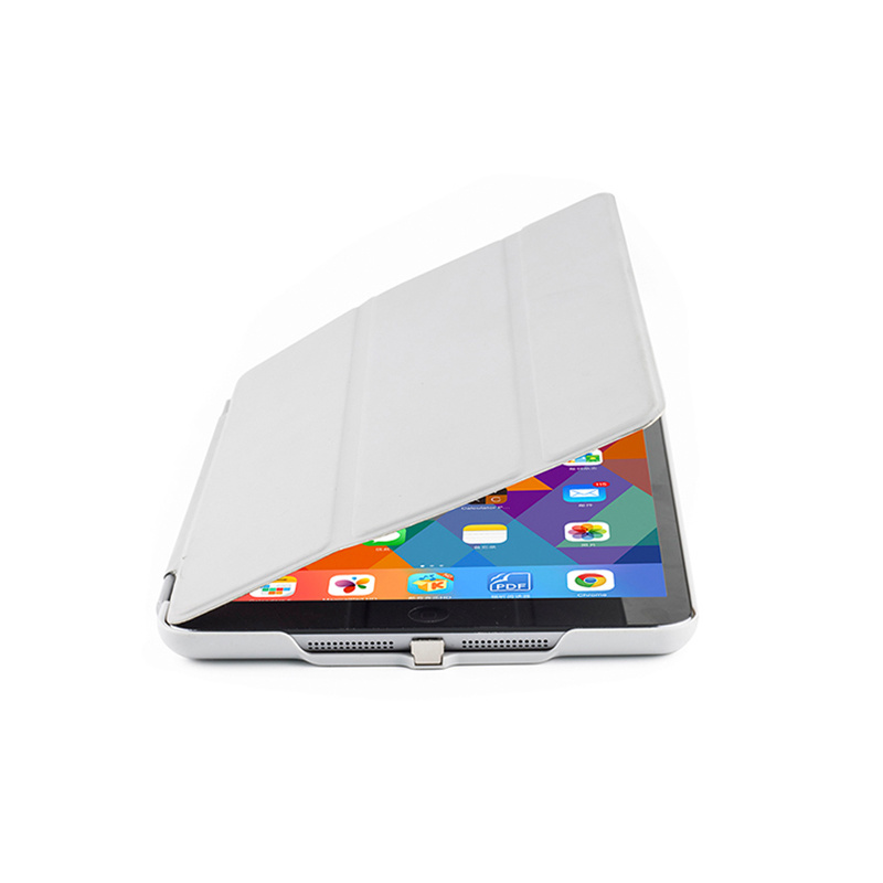Multi-Functional Wireless Charger Receiver with Protective Cover Function for iPad