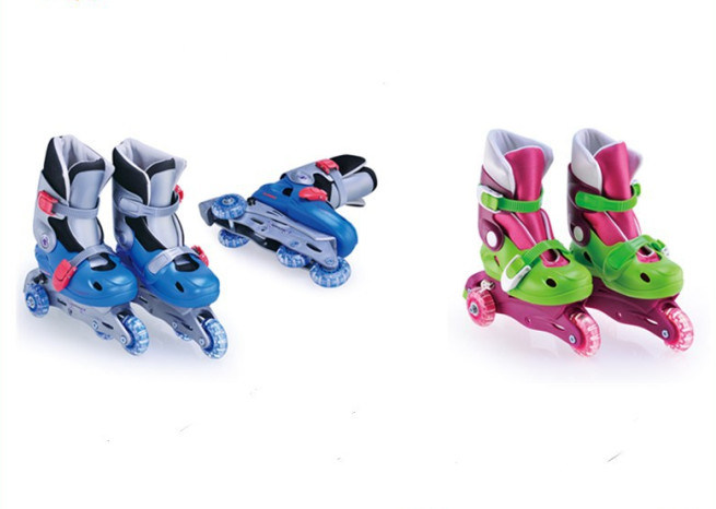 Adjustable Inline Skate with Hot Selling (YV-T01)