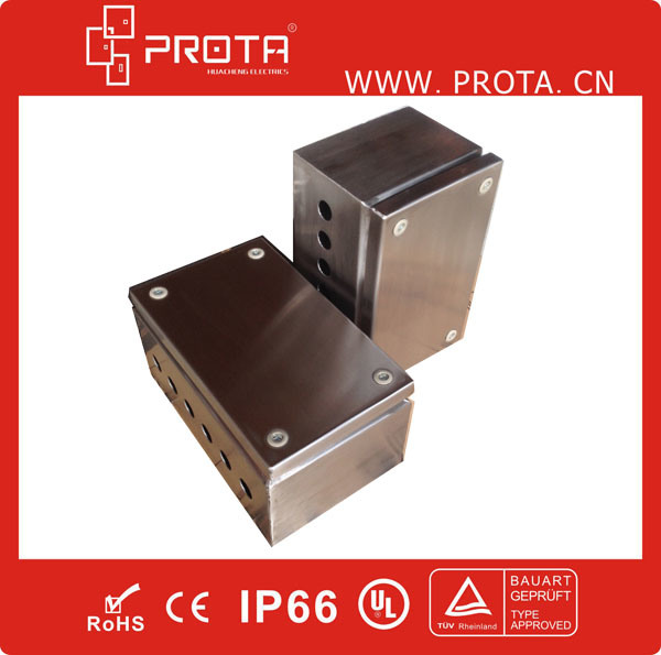 Stainless Steel Wall Mounting Enclosures / Distribution Box