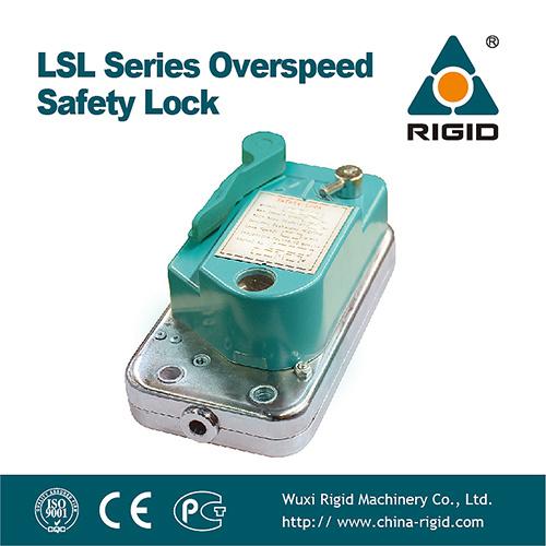 Overspeed Safety Lock (LSL Series)
