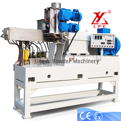 Powder Coating Extruder for Manufacturing Powder Coating