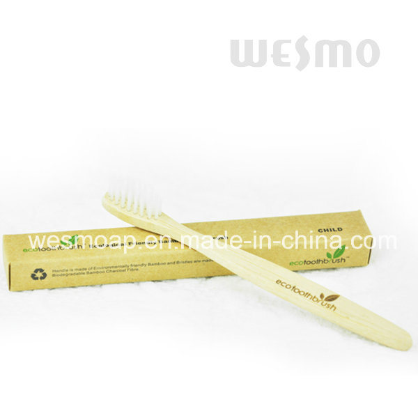 Eco-Friendly Bamboo Toothbrush (WBB0803-IC)