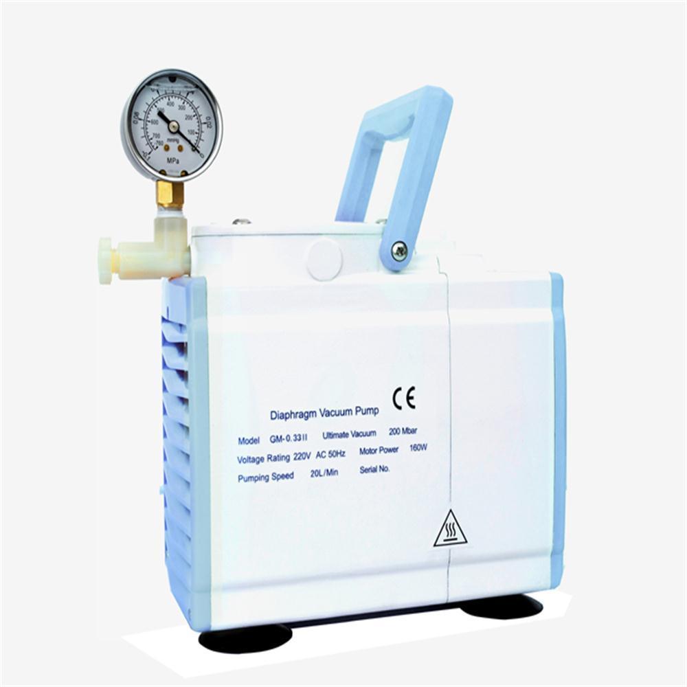 GM-0.33II Diaphragm Vacuum Pump for Vacuum Filter and Rotary Evaporator