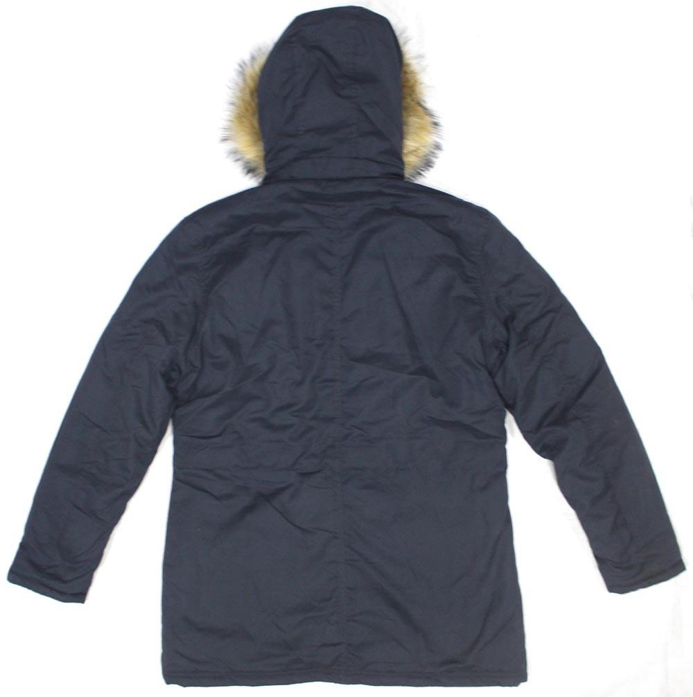 Men Outdoor Winter Padding Jacket/Coat with Fur Hoody