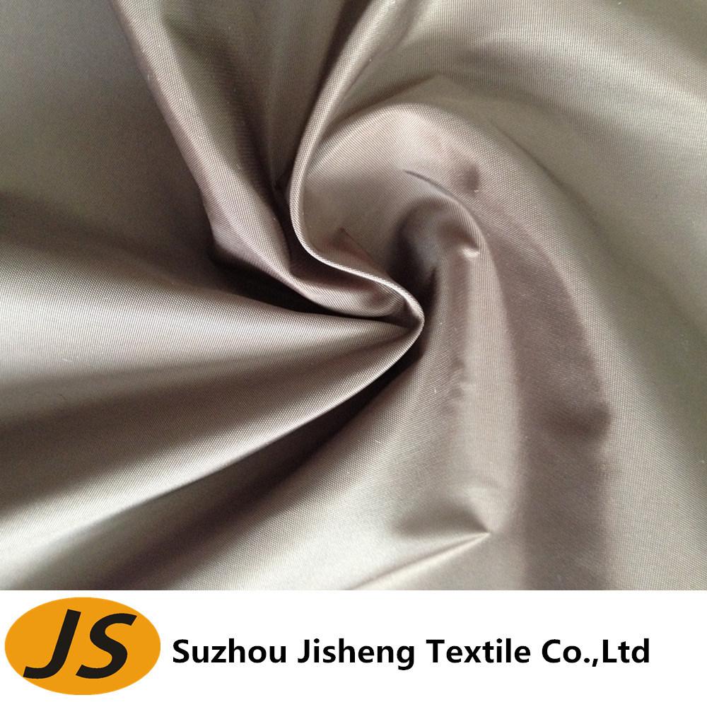 50d Waterproof Imitation Memory Polyester Fabric