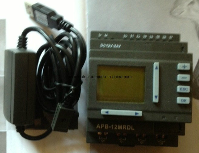 PLC Apb-12mgd (L) , Mini PLC, Programmable Logic Controller
