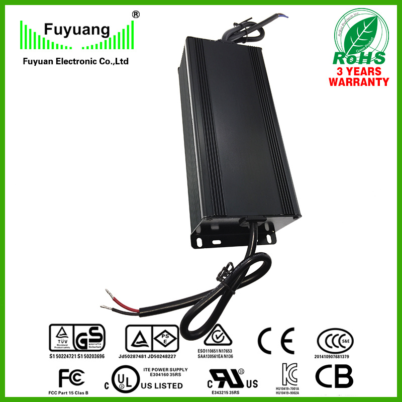 High Quality LED Driver 12V7.5A (FY1207500) with Pfc