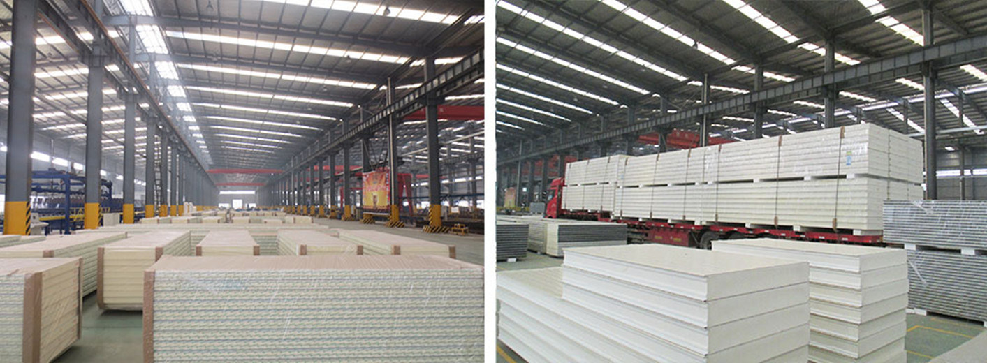 Cold Storage Polyurethane Sandwich Panels
