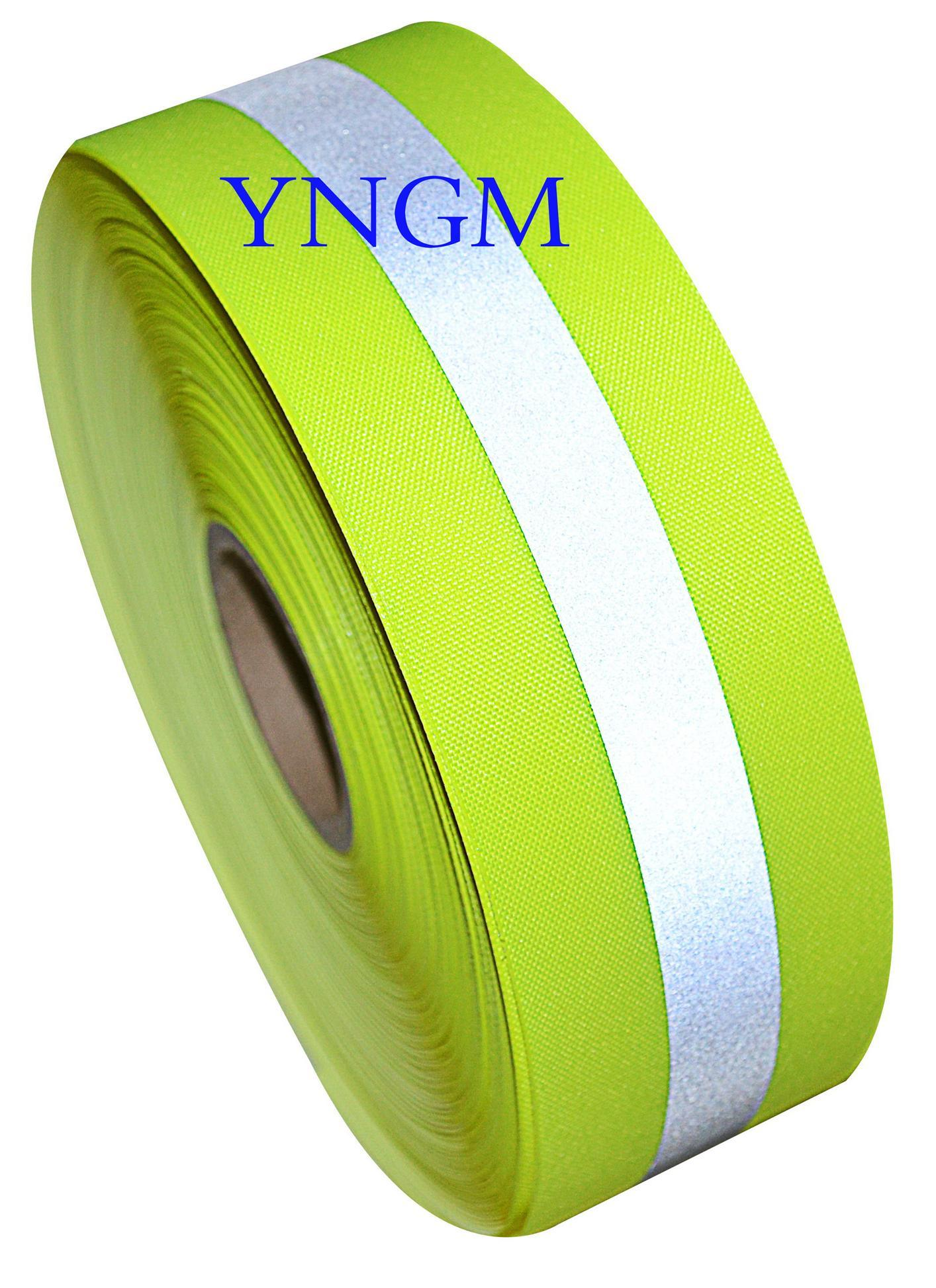 Reflective PVC Tape, Reflective Material for Safety Wear/Vest