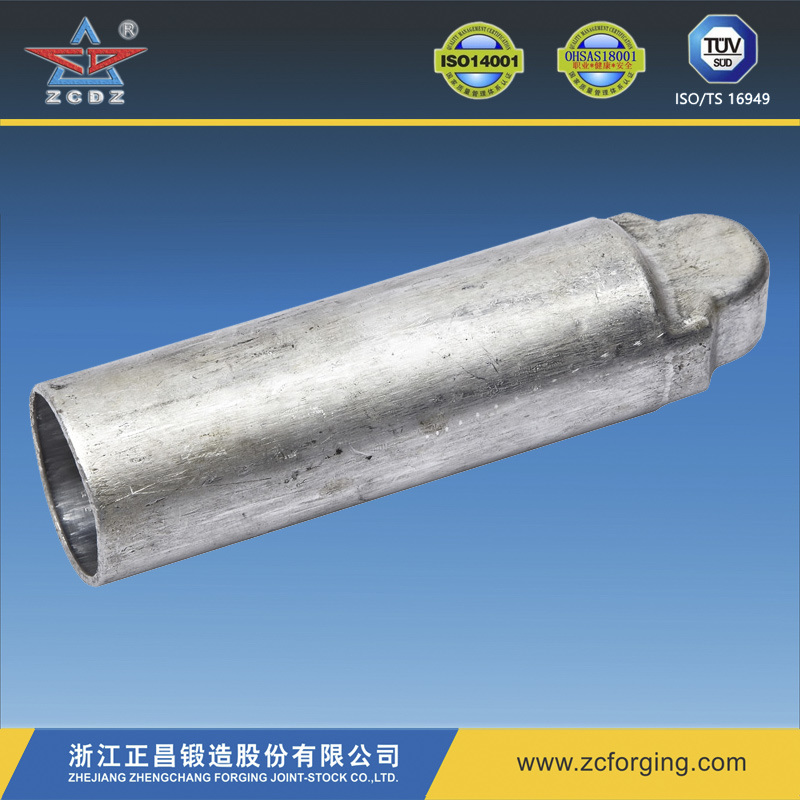 Forging Steel Pipe Parts by Hot Forging