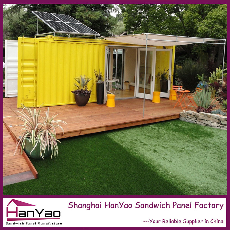 High Quality Customized Luxury Container Prefab House