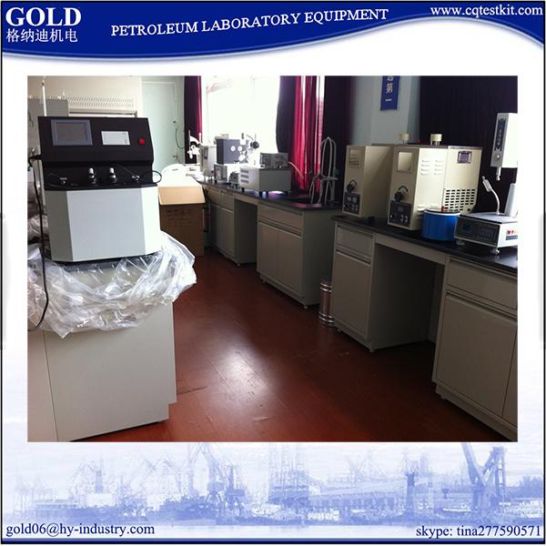 Various Kinds of Petroleum Oil Test Equipment