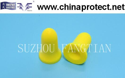 Anti-Noise Foam Disposable Earplugs Without Cord