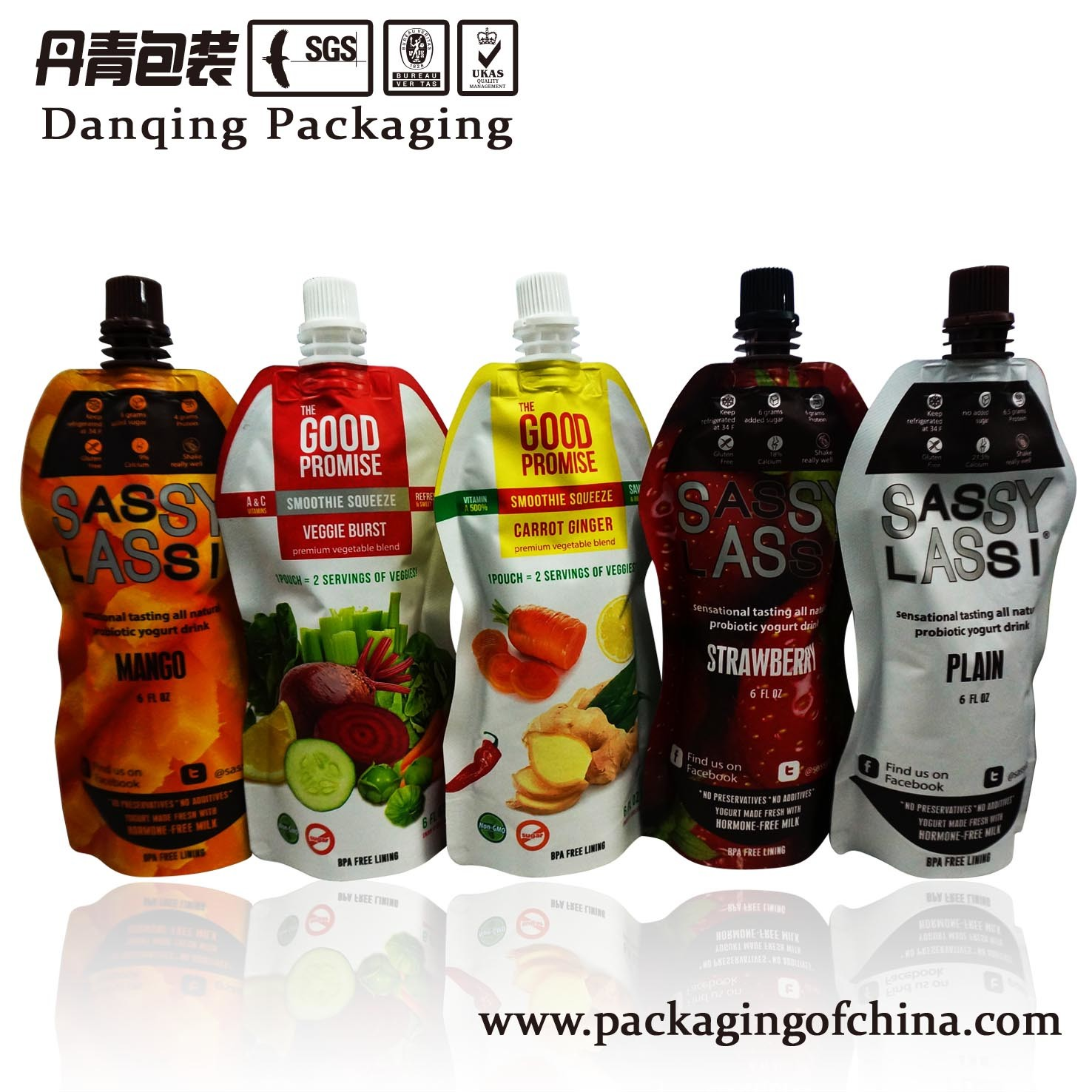 Plastic Food Packaging, Plastic Bag, Packaging Pouch