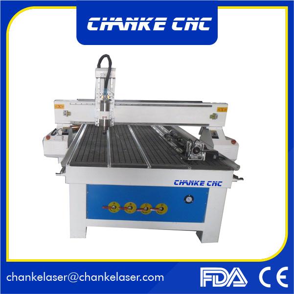 1300X2500mm Wood Carve Machine for Wood MDF Alumnium