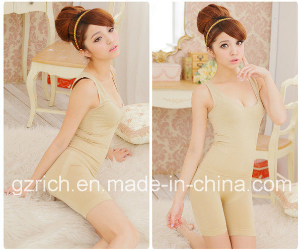 Slimming Bodysuit, /Bodysuit/Bodyshaper Wear/Women′s Seamless Shaper Wear