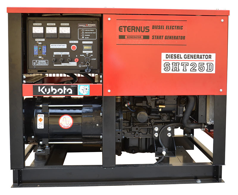 Backup Diesel Generator Set (ATS1080)