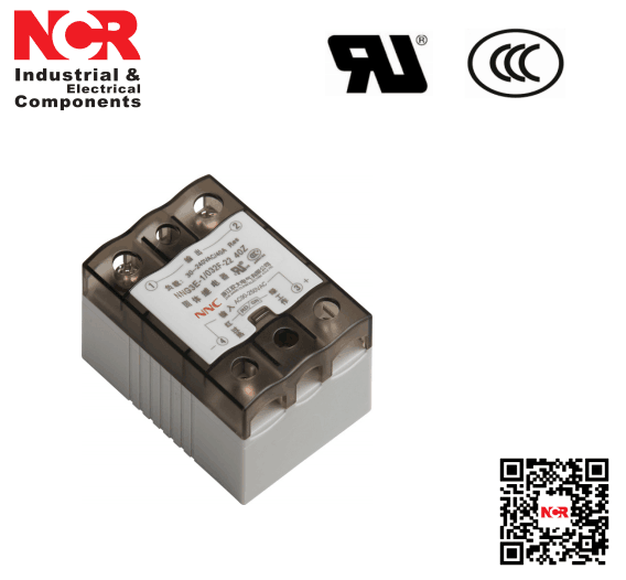 New Single-Phase SSR-DC Control AC (NNG3E-1/032F-38 10-120A)