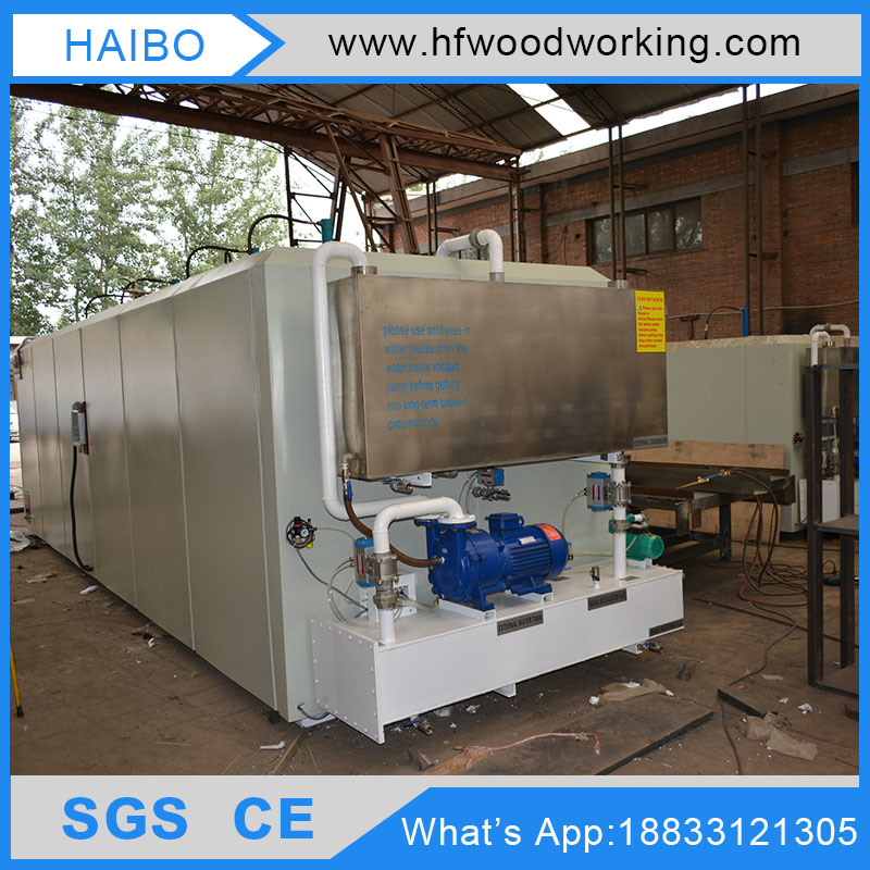 Dx-3.0III-Dx Latest Technology High Frequency Vacuum Wood Dryer