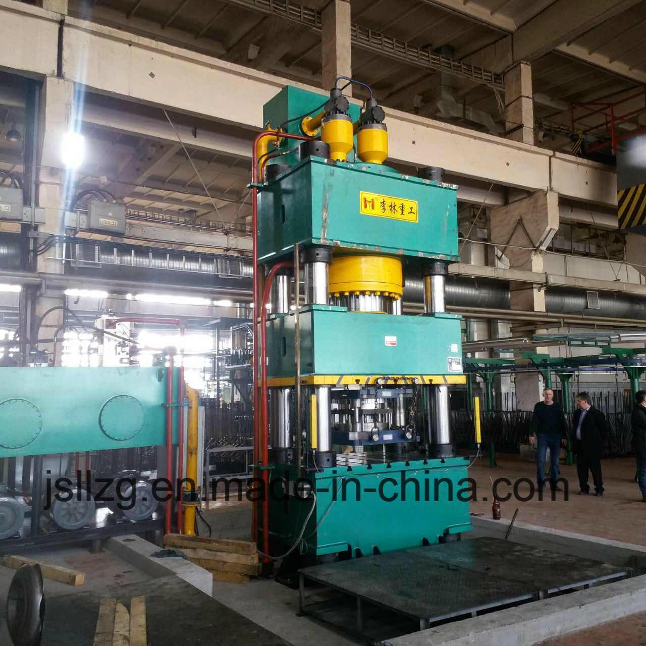Four Column Hydraulic Press Machine (YLL32-1000)