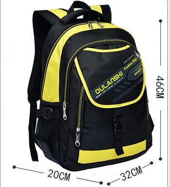 OEM New Style High Quality School Backpack Bags