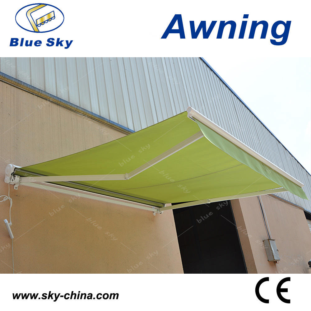High UV Protection Aluminium Alloy Polyester Awning (B3200)