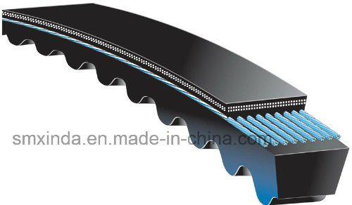 Banded V-Belt, Wrapped Rubber V-Belt