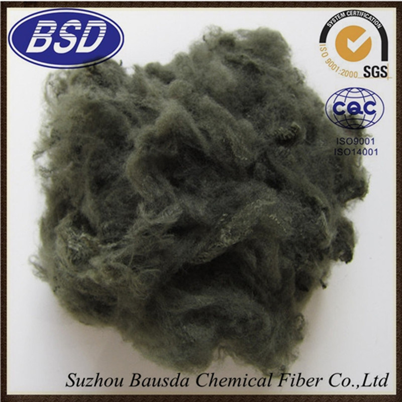 Pet Flakes Polyester Staple Fiber PSF for Non-Woven Fabrics