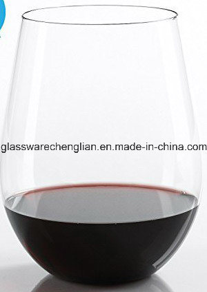 crystal Clear 16oz Stemless Wine Glass (B-WG065)