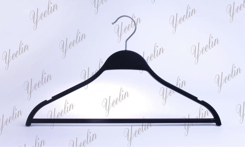 Laminated Plastic Clothes Hanger for Cloth Hanger