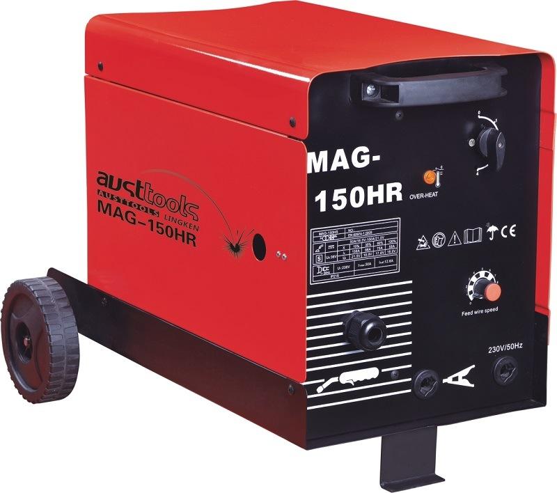 Traditional Transformer DC MIG/Mag Welder (MAG-150HR)
