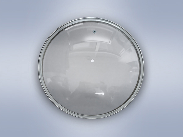 High Dome G-Type Tempered Glass Lid