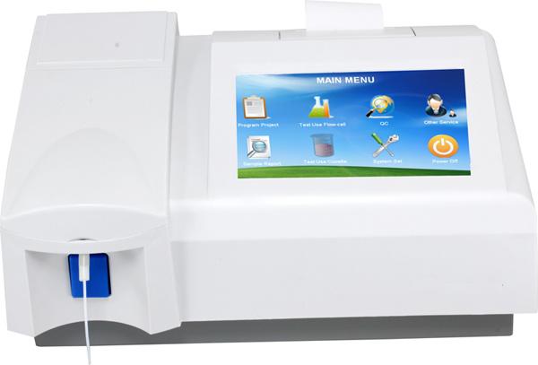USD699 Semi Automatic Blood Chemistry Analyzer Clinical Biochemistry Analyzer with CE