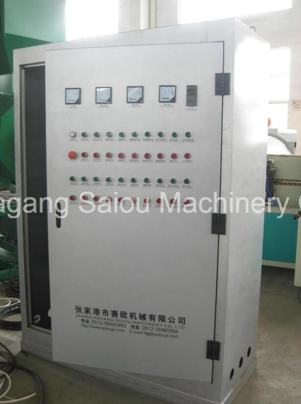 Milk Bottle Flake HDPE Washing Equipment