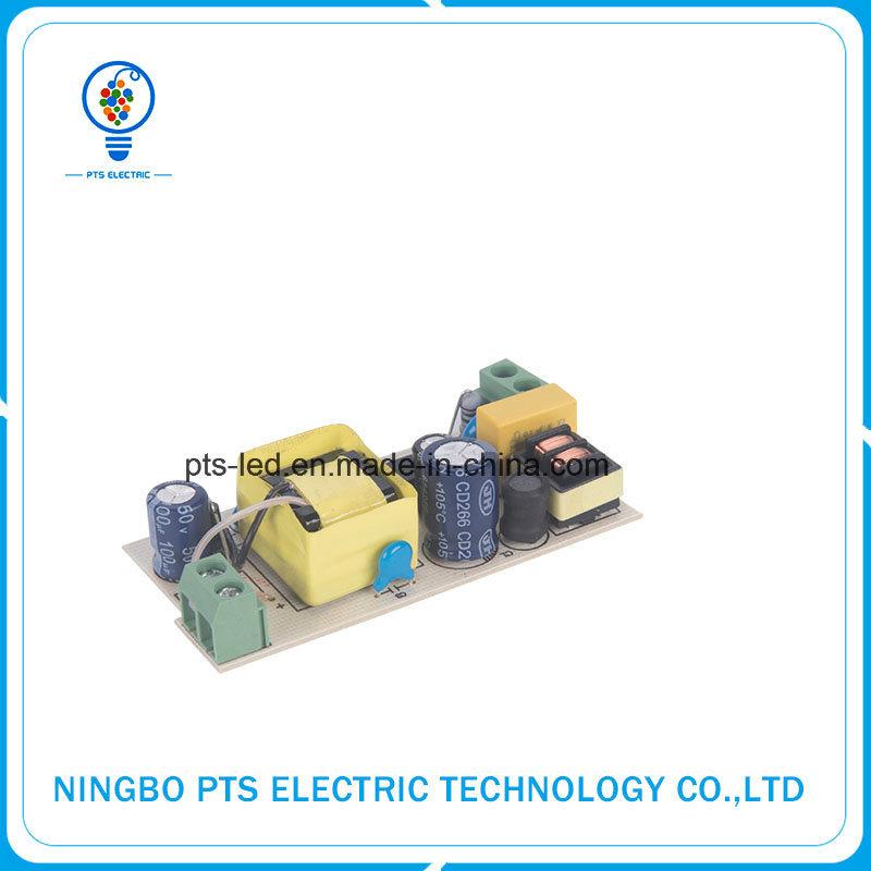 Ce RoHS 110V 220V High PF 10W 20W 30W 40W 50W 60W 100- 1400mA Indoor Plastic LED Driver for Panel Light Down Light Ceiling Light