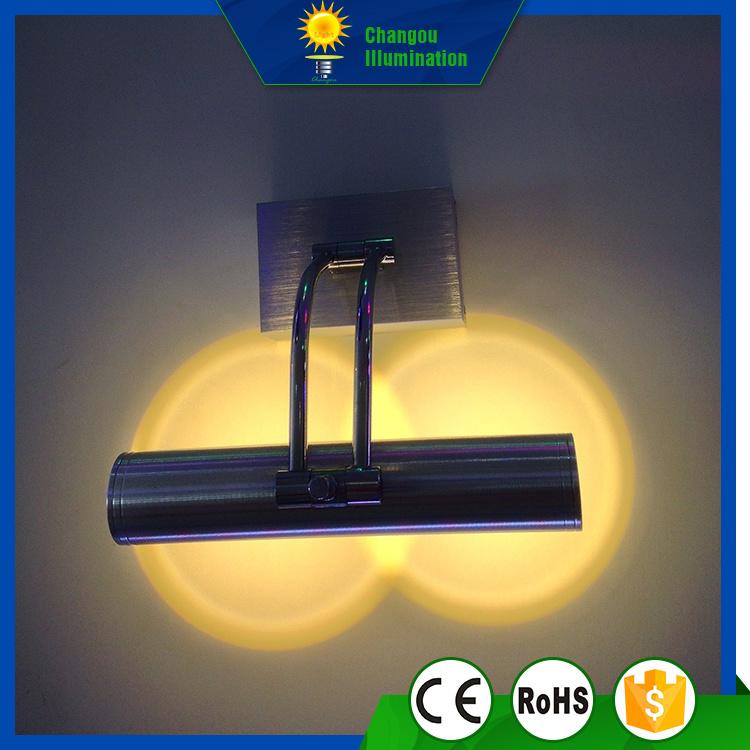 2W LED Mirror Wall Light