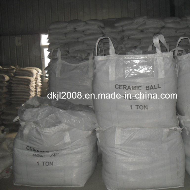Support Media or Catalyst Carrier Inert Alumina Ceramic Balls