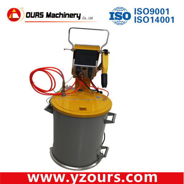 Manual Electrostatic Powder Coating Machine (OURS SERIES)