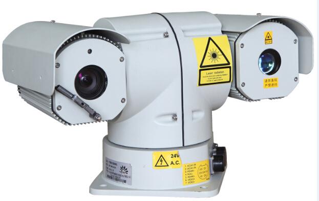 PTZ Outdoor IR Laser Night Vision Camera 808nm 300m